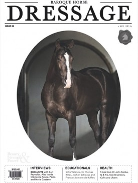 Issue 26 COVER-DRESSAGE -s